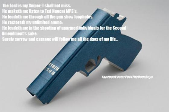 Gun Psalm