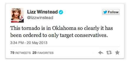 Winstead Tweet