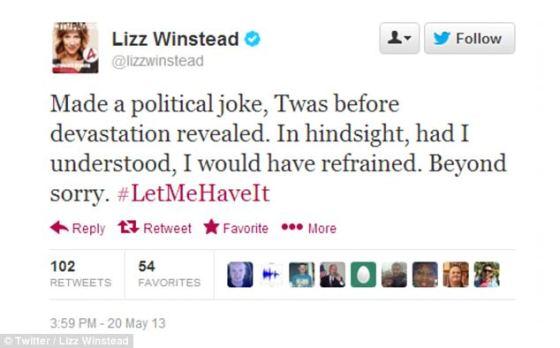 Winstead Tweet2